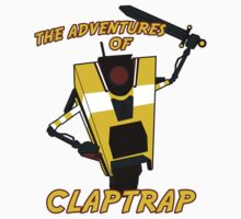 The Adventures of Claptrap by Robertrobot