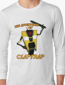 The Adventures of Claptrap Long Sleeve T-Shirt