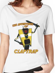 The Adventures of Claptrap Women's Relaxed Fit T-Shirt