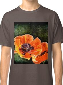 Oriental Poppies family Classic T-Shirt
