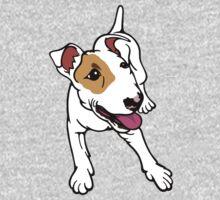 I'm Frank Bull Terrier  Kids Tee