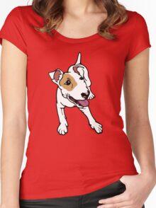 I'm Frank Bull Terrier  Women's Fitted Scoop T-Shirt