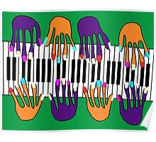 Many hands make music Poster