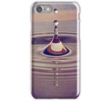Water Drop I iPhone Case/Skin
