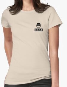 SWAT Womens Fitted T-Shirt