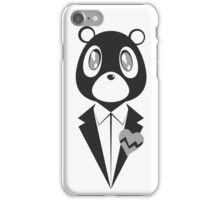 Dropout Bear - Tux iPhone Case/Skin