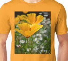 Arizona Poppies  Unisex T-Shirt