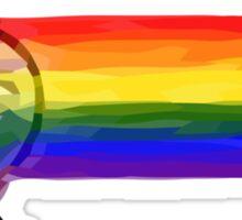 Puke Rainbow   2016 Sticker