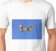 Search, rescue and water bomber aircraft. Unisex T-Shirt
