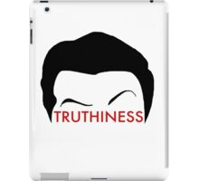 "Colbert - ""Truthiness"" iPad Case/Skin"