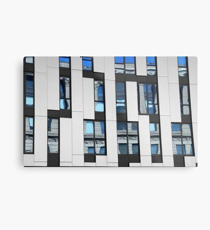 Fractured Architecture  Metal Print