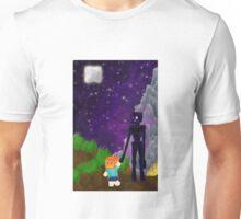 Enderfriend- A Minecraft Fanart Unisex T-Shirt