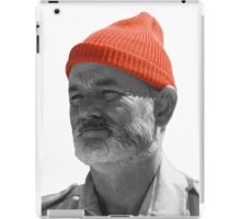 Steve Zissou Red Cap iPad Case/Skin
