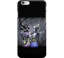 Cyborg Dance iPhone Case/Skin