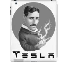 Nikola Tesla Motors iPad Case/Skin