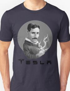 Nikola Tesla Motors T-Shirt