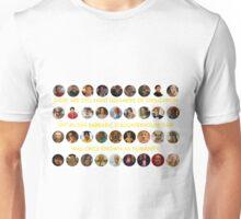 "Wes Anderson - ""Faint Glimmers"" Unisex T-Shirt"