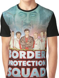 BORDER PROTECTION SQUAD  Graphic T-Shirt