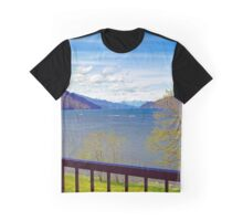 Springtime, Harrison Hot Springs, BC 11 Graphic T-Shirt