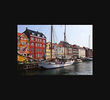 Nyhavn Copenhagen Denmark Unisex T-Shirt