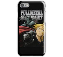 Edward Elric and Alphonse Elric iPhone Case/Skin