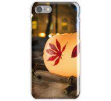 Ice Lantern, Sapporo iPhone Case/Skin