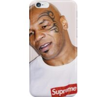 Mike Tyson supreme  iPhone Case/Skin