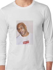 Mike Tyson supreme  Long Sleeve T-Shirt