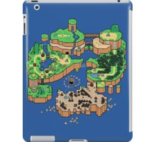 Super Mario World SNES Map iPad Case/Skin