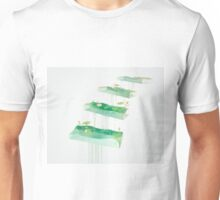 lily steps. Unisex T-Shirt