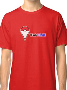 PokeGO Team Blue Classic T-Shirt