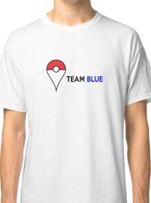 PokeGO Team Blue Classic T-Shirt