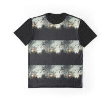 NYC Sunset Graphic T-Shirt