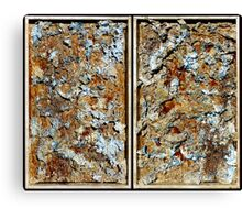 New Frontiers 1-2 Collection Canvas Print