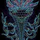 Kundalini Meditation Snake Spirit by Andrei Verner