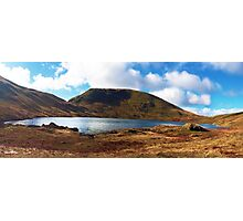 Grisedale Tarn in the Lake District National Park, UK Photographic Print