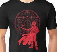 Red Transformation Unisex T-Shirt