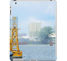 City In Fog iPad Case/Skin
