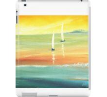 Sails iPad Case/Skin