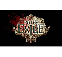 Path of Exile Photographic Print