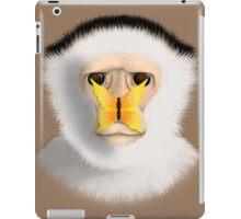Capuchin Monkey iPad Case/Skin