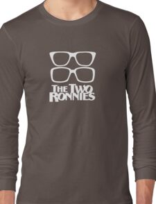 The Two Ronnies Long Sleeve T-Shirt
