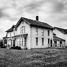 Classic American House by Dave Hare