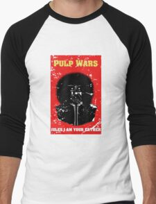 Pulp Wars Men's Baseball ¾ T-Shirt