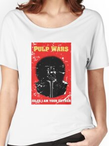 Pulp Wars Women's Relaxed Fit T-Shirt
