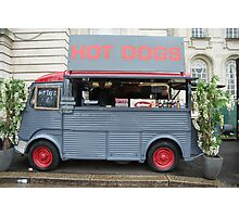 hot dogs Photographic Print