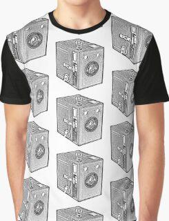 Box Camera Graphic T-Shirt