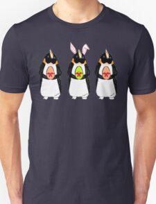 Easter Bunny-Penguin Unisex T-Shirt