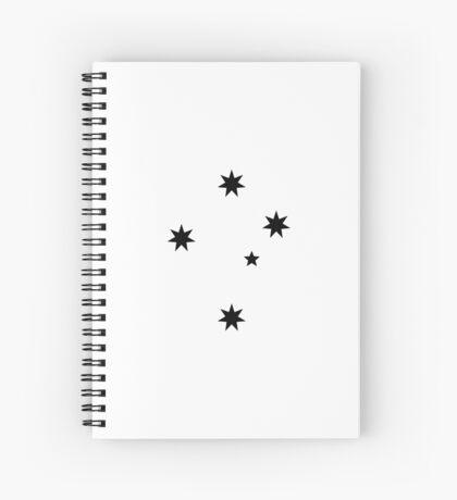 Southern Cross Spiral Notebook