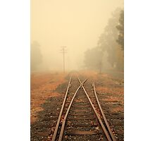 Into the Fog Photographic Print